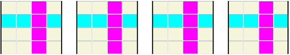 3D 4X4 Cube