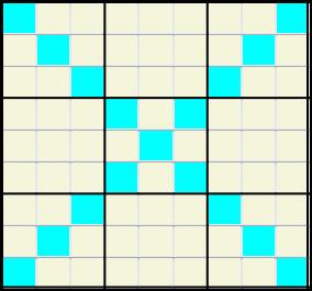 Sudoku 9X9X
