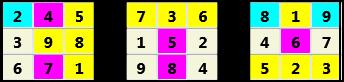 3D 3X3 Cube L(1,1) D(11,3,0,0,0,0)   2013-01-09 111406 Solution