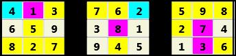 3D 3X3 Cube L(1,1) D(13,3,0,0,0,0)   2013-04-16 234846 Solution