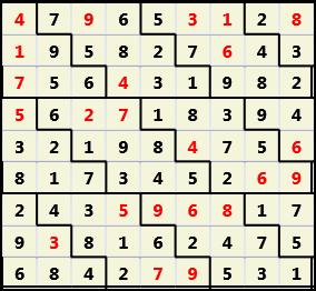 Diamond L(2,1) D(23,7,0,0,0,0)  2013-01-07 235637 Solution