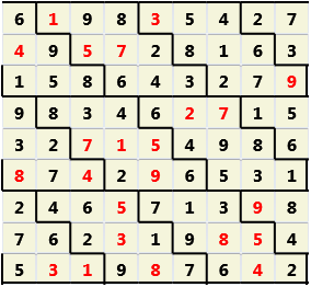 Diamond L(2,1) D(23,7,0,0,0,0)  2013-08-10 224534 Solution