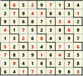 Diamond L(2,1) D(26,7,0,0,0,0)  2013-04-16 235142 Solution