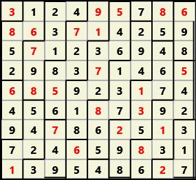 Toroid V L(2,1) D(25,7,0,0,0,0)  2013-04-18 175716 Solution