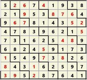 Diamond L(2,1) D(23,8,0,0,0,0)  2013-01-07 211214 Solution