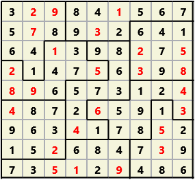 Jigsaw L(2,1) D(25,7,0,0,0,0)  2012-12-07 102015 Solution