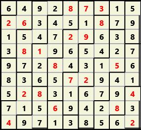 Toroid V L(2,4) D(21,25,8,8,4,0)  2013-03-29 115935 Solution
