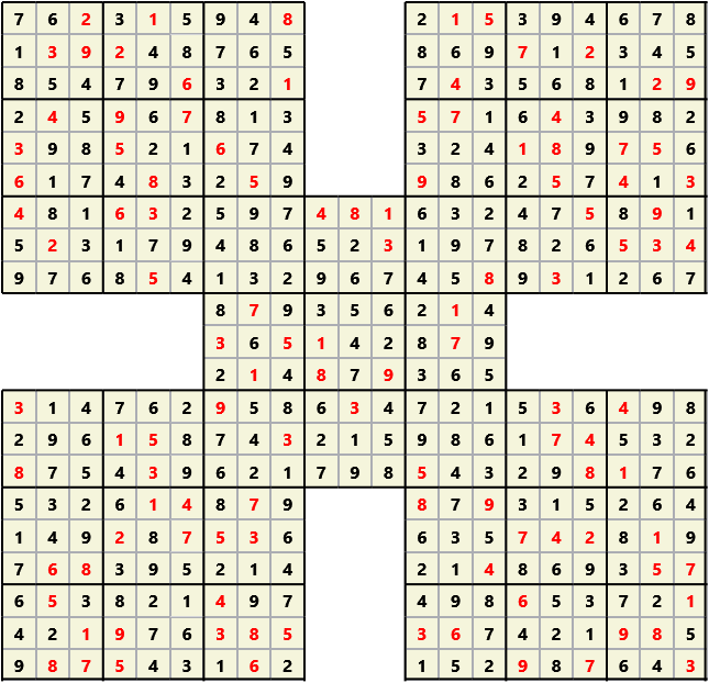 Samurai L(2,1) D(113,13,0,0,0,0)  2013-03-29 094650 Solution
