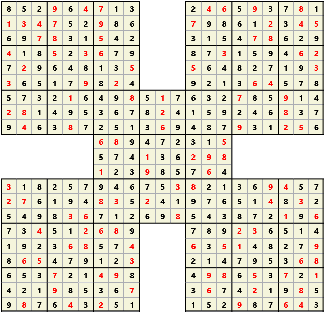 Samurai L(2,1) D(116,14,0,0,0,0)  2013-04-19 000210 Solution