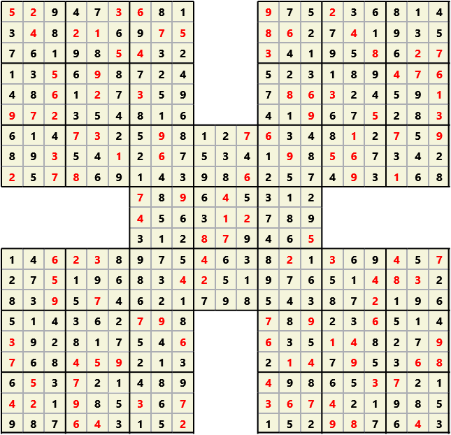Samurai L(2,1) D(124,9,0,0,0,0)  2013-03-29 094517 Solution