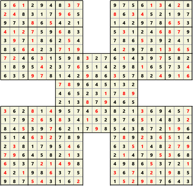 Samurai L(2,1) D(123,15,0,0,0,0)  2013-04-19 000649 Solution