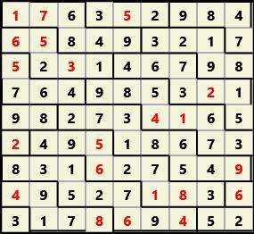 Toroid H L(2,4) D(21,14,2,1,1,0)  2013-08-10 233701 Solution