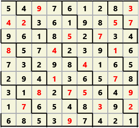 Diamond L(2,1) D(22,9,0,0,0,0)  2013-04-18 225503 Solution