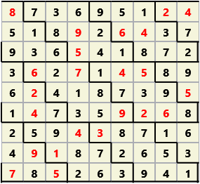 Diamond L(2,1) D(23,9,0,0,0,0)  2012-12-09 194002 Solution