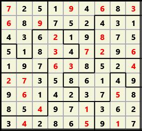 Jigsaw L(2,1) D(24,11,0,0,0,0) 2012-12-12 221722 Solution