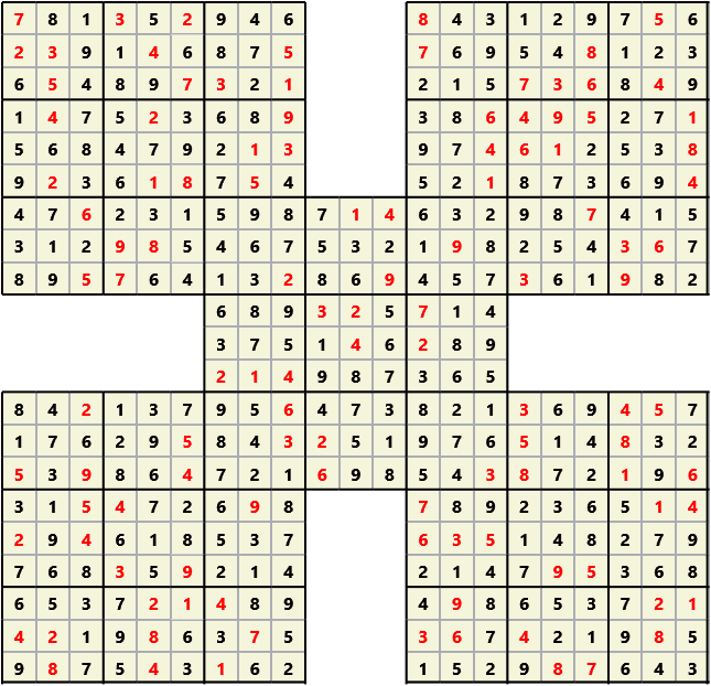 Samurai L(2,1) D(114,12,0,0,0,0)  2013-04-19 000150 Solution