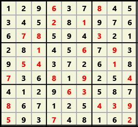 Sudoku 9X9 L(1,1) D(26,8,0,0,0,0)  2013-04-18 174518 Solution