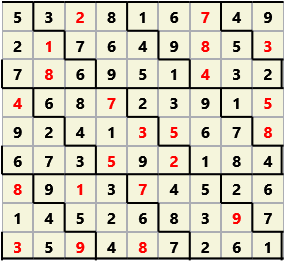 Diamond L(2,1) D(22,13,0,0,0,0) 2013-01-07 235638 Solution