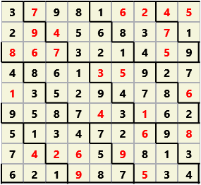 Diamond L(2,1) D(26,9,0,0,0,0) 2013-08-10 233319 Solution