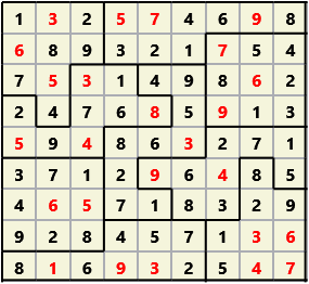 Jigsaw L(2,4) D(25,13,1,1,1,0)  2013-04-18 182216 Solution
