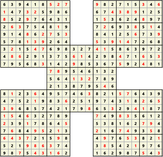 Samurai L(2,1) D(115,13,0,0,0,0) 2013-04-19 000511 Solution