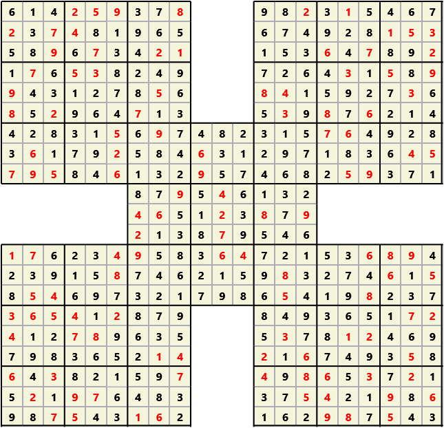 Samurai L(2,1) D(118,17,0,0,0,0)  2012-12-07 173828 Solution